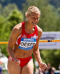 28-05-2011 ATLETIEK: HYPO MEETING 2011: GOTZIS<br /> Jennifer Oeser (GER) , Hepthlon - High Jump Women<br /> ***NETHERLANDS ONLY***<br /> ©2011-FotoHoogendoorn.nl/nph/P.Rinderer
