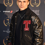 William Moseley arrivers at Gold Movie Awards at Regents Street Theatre, on 9th January 2020, London, UK.
