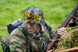 Pickering Show Ground Living History and Battle Reenactments<br /> 12 October 2013<br /> Image © Paul David Drabble<br /> www.pauldaviddrabble.co.uk
