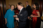 BARONESS THATCHER; ANDREW ROBERTS, Master and Commanders by Andrew Roberts book launch. Sotheby's Bond Street . London. 13 October 2008 *** Local Caption *** -DO NOT ARCHIVE -Copyright Photograph by Dafydd Jones. 248 Clapham Rd. London SW9 0PZ. Tel 0207 820 0771. www.dafjones.com