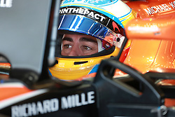 June 23, 2017 - Baku, Azerbaijan - Motorsports: FIA Formula One World Championship 2017, Grand Prix of Europe, .#14 Fernando Alonso (ESP, McLaren Honda) (Credit Image: © Hoch Zwei via ZUMA Wire)
