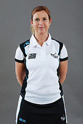 Umpire Amber Derrien