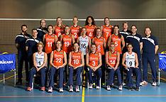 20151228 NED: Teamfoto Nederlands Volleybalteam vrouwen, Arnhem
