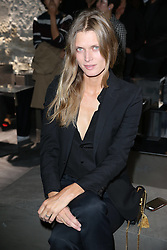 Malgosia Bela attending at the Saint Laurent show as a part of Paris Fashion Week Ready to Wear Spring/Summer 2017 on September 27, 2016 in Paris, France. Photo by Jerome Domine /ABACAPRESS.COM