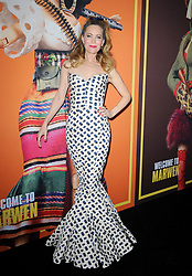 Los Angeles premiere of 'Welcome To Marwen' held at the ArcLight Cinemas in Hollywood. 10 Dec 2018 Pictured: Leslie Mann. Photo credit: Lumeimages / MEGA TheMegaAgency.com +1 888 505 6342