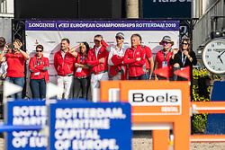 Guerdat Steve, SUI, Bianca<br /> European Championship Jumping<br /> Rotterdam 2019<br /> © Dirk Caremans<br /> Guerdat Steve, SUI, Bianca
