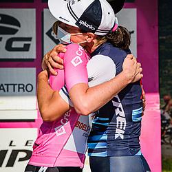 19-09-2020: Wielrennen: Giro Rosa: Motta Montecorvino<br /> Anna van der Breggen wins het 3th Giro Rosa