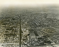 1930 Aerial of MGM Studios