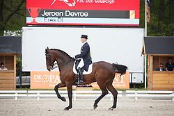 Devroe Jeroen (BEL) - Eres DL<br /> CDI3* Roosendaal 2015<br /> © Hippo Foto - Leanjo de Koster<br /> 08/05/15
