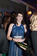 CHARLOTTE RITCHIE, Grey Goose Winter Ball to benefit the Elton John Aids Foundation. Battersea Power Station. London. 10 November 2012.
