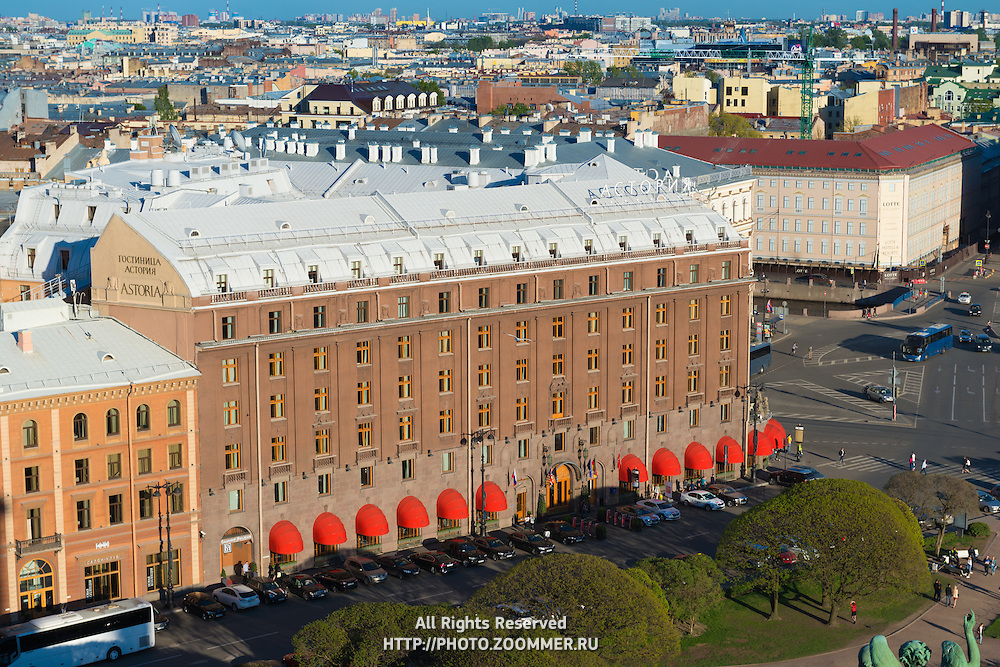 Astoria Hotel In St Petersburg