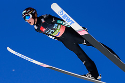 March 23, 2019 - Planica, Slovenia - Ryoyu Kobayashi of Japan in action during the team competition at Planica FIS Ski Jumping World Cup finals  on March 23, 2019 in Planica, Slovenia. (Credit Image: © Rok Rakun/Pacific Press via ZUMA Wire)