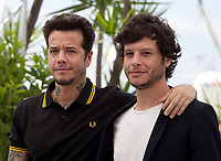 Producer Sebastian Ortega and Director Luis Ortega at the El Ángel (L'Ange) film photo call at the 71st Cannes Film Festival, Friday 11th May 2018, Cannes, France. Photo credit: Doreen Kennedy