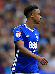 Cohen Bramall of Birmingham City - Mandatory by-line: Paul Roberts/JMP - 26/08/2017 - FOOTBALL - St Andrew's Stadium - Birmingham, England - Birmingham City v Reading - Sky Bet Championship