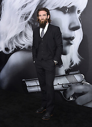 July 24, 2017 - Los Angeles, California, U.S. - Sam Hargrave arrives for the premiere of the film 'Atomic Blonde' at the Ace theater. (Credit Image: © Lisa O'Connor via ZUMA Wire)
