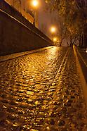 Midnight in Paris. Eclairage nuit PR368NA