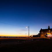 Today's beautiful Winter Sunrise  at Narragansett Town Beach, Narragansett, RI,  January  10, 2013. Photo: Tripp Burman