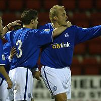 St Johnstone FC November 2003