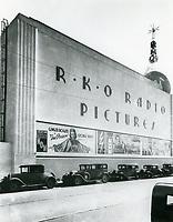 1935 RKO Radio Pictures Studio