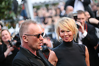 Sting and Trudie Styler at the Mud gala screening at the 65th Cannes Film Festival France. Saturday 26th May 2012 in Cannes Film Festival, France.