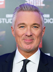Martin Kemp attends the launch of the new BBC One Saturday night entertainment show, Let it Shine, at the Ham Yard Hotel, London.