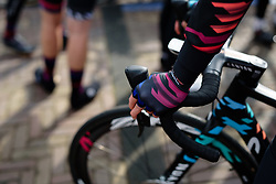 CANYON//SRAM Racing at Drentse 8 van Westerveld 2018 - a 142 km road race on March 9, 2018, in Dwingeloo, Netherlands. (Photo by Sean Robinson/Velofocus.com)