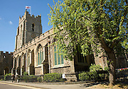 Church of Saint Peter, Sudbury, Suffolk, England