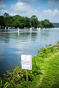 Henley on Thames, England, United KingdomFriday, 02/07/2021,  Signage and Notices,  Henley Women's Regatta, Henley Reach,  [Peter Spurrier/Intersport Images],