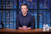"""May 18, 2021 - NY: NBC's """"Late Night With Seth Meyers"""" - Episode: 1148A"""