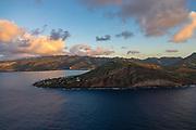 Aerial, Hawaii Kai, Honolulu, Oahu, Hawaii