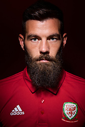 CARDIFF, WALES - Tuesday, September 4, 2018: Wales' xxxx during a training session at the Vale Resort ahead of the UEFA Nations League Group Stage League B Group 4 match between Wales and Republic of Ireland. (Pic by David Rawcliffe/Propaganda)