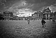 Paris, Versailles