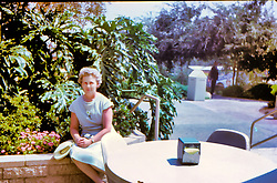 Ila Look - California 1968<br /> <br />  Photos taken by George Look.  Image started as a color slide.