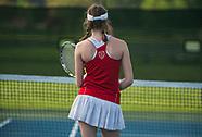 SPS girls Tennis 24May17