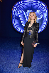 Clara Paget at the Warner Music & Ciroc Brit Awards party, Freemasons Hall, 60 Great Queen Street, London England. 22 February 2017.