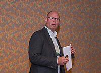 ZEIST - Joris Slooten (HGM)   Nationaal Golf & Groen Symposium.Copyright Koen Suyk