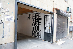 Where Are You Know