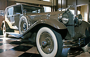 Photo of America's Packard Museum in Dayton, Ohio.