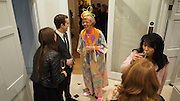 GRAYSON PERRY, Opening of the Keepers House, Royal Academy. London. 26 September 2013