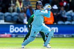 Jason Roy of England - Mandatory by-line: Robbie Stephenson/JMP - 08/06/2019 - CRICKET - Cardiff Wales Stadium - Cardiff , England - England v Bangladesh - ICC Cricket World Cup 2019 Group Stage