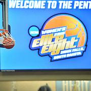 2016 NCAA Division II Women's Basketball Elite Eight - UAA Practice