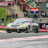 #61, Porsche 997 GT3 RSR, Prospeed Competition, driven by: /Richard Westbrook (GB)/Emmanuel Collard (F)/Marc Lieb (D), at the Spa 24H, 2008
