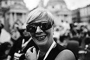 """Manifestazione del centrodestra """"Insieme per l'Italia del Lavoro"""". Roma 5 luglio 2020. Christian Mantuano"""