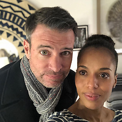 """Kerry Washington releases a photo on Instagram with the following caption: """"It\u2019s been a crazy week of visitors to #AmericanSonPlay. From my beloved #ScandalFam to #Aquaman\u2019s Ocean Master (but we\u2019ll always have Lakeview Terrace!) to a few of my acting heroes and sheros to one of my real life sheros - the extraordinary #AnitaHill. \ud83d\ude4f\ud83c\udffe\nLove y\u2019all. So grateful for your support. So good to share time with you during the holidays. Thank you for coming!"""". Photo Credit: Instagram *** No USA Distribution *** For Editorial Use Only *** Not to be Published in Books or Photo Books ***  Please note: Fees charged by the agency are for the agency's services only, and do not, nor are they intended to, convey to the user any ownership of Copyright or License in the material. The agency does not claim any ownership including but not limited to Copyright or License in the attached material. By publishing this material you expressly agree to indemnify and to hold the agency and its directors, shareholders and employees harmless from any loss, claims, damages, demands, expenses (including legal fees), or any causes of action or allegation against the agency arising out of or connected in any way with publication of the material."""