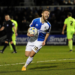 Bristol Rovers v Hartlepool United