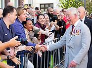 Prince of Wales and Queen Beatrix, Ede, Arnhem, Driel Oosterbeek, 21-09-2019