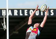 Harlequins v Gloucester Rugby 110415