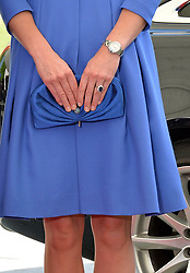 July 19, 2017 - Berlin, Deutschland - Duchess Catherine.Chancellor Angela Merkel welcomes Prince William and Catherine Duchess of Cambridge in the Federal Chancellery, Berlin, Germany - 19 Jul 2017.Credit: MichaelTimm/face to face (Credit Image: © face to face via ZUMA Press)
