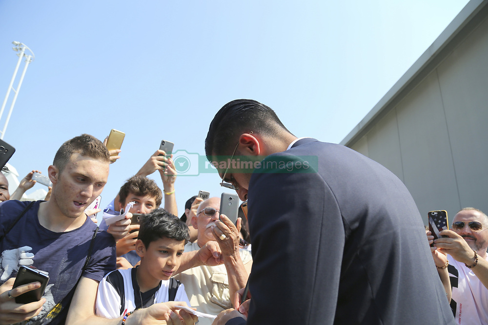 June 21, 2018 - Turin, Piedmont, Italy - Emre Can, the new midfielder just acquired by Juventus FC, arrives to J Medical'' for medical examinations on June 21, 2018 in Turin, Italy. (Credit Image: © Massimiliano Ferraro/NurPhoto via ZUMA Press)
