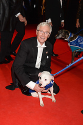 PAUL O'GRADY at the Collars & Coats Gala Ball in aid of Battersea Dogs & Cats Home held at Battersea Evolution, Battersea Park, London on 7th November 2013.